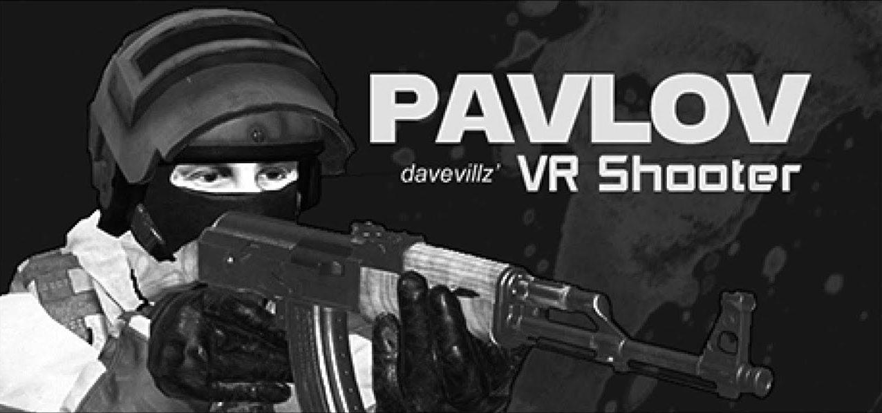 Pavlov VR рожден ден игри тиймбилдинг